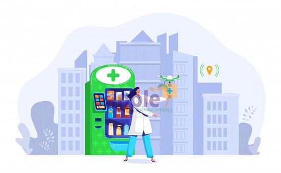 Antibiotics Medicine Drop Shipper Image 1