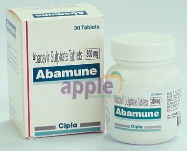 Abamune 300mg Image 1
