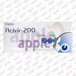 Acivir 200mg Image 1