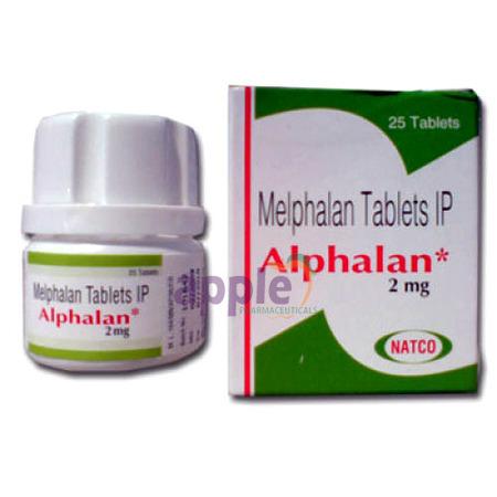 Alphalan 2mg Image 1