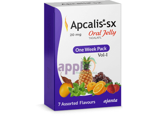 Apcalis-SX Oral Jelly 20mg Image 1