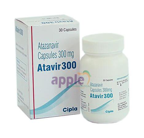 Atavir 300mg capsules Image 1