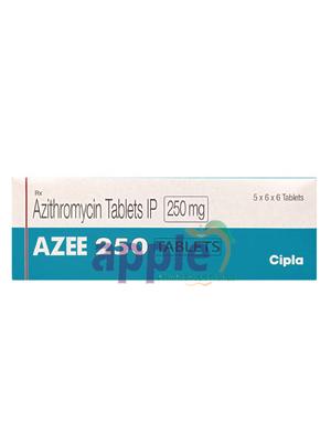 Azee 250mg Image 1