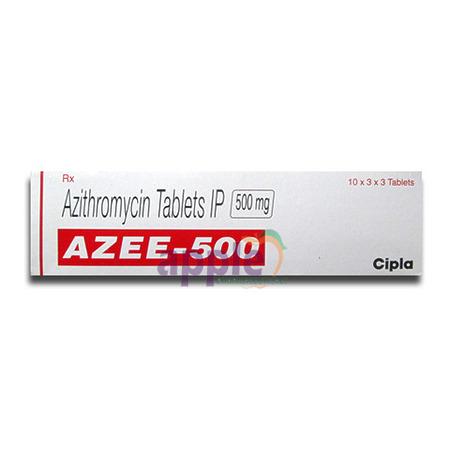 Azee 500mg Image 1