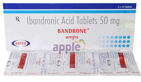 BANDRONE 50MG TABLET Image 1
