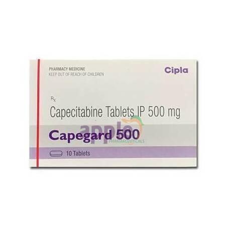 Capegard 500mg Image 1