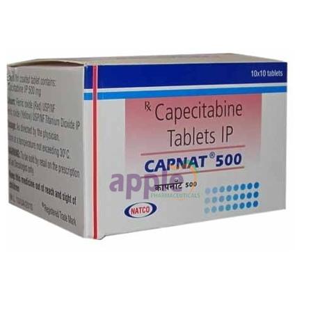 Capnat 500mg Image 1