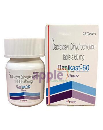 Dacikast 60mg Image 1