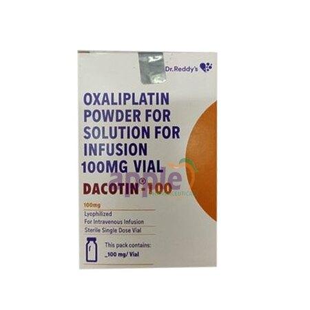 DACOTIN 100MG INJECTION Image 1