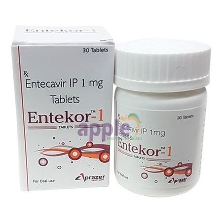 Entekor 1mg Image 1