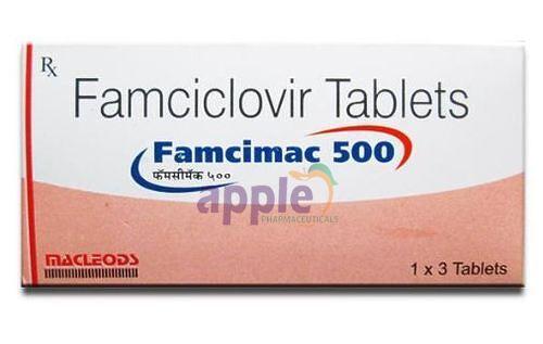 Famcimac 500mg Image 1