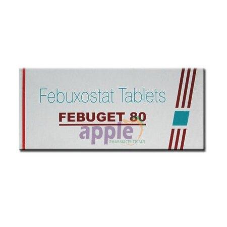 Febuget 80mg Image 1