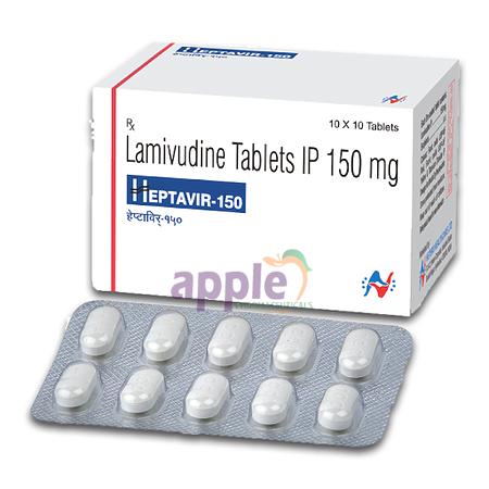 Heptavir 150mg Image 1