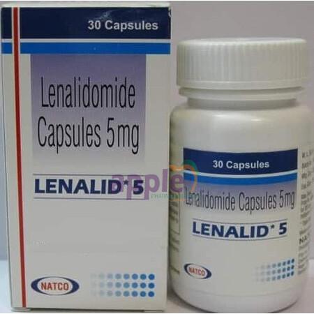 Lenalid 5mg Image 1