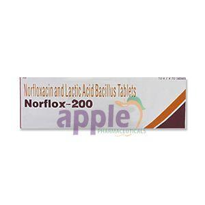 Norflox 200mg Image 1