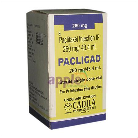 Paclicad 260mg Image 1
