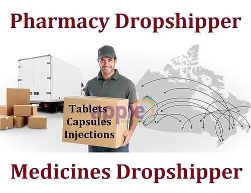 International Drop Shipping of Medicines Image 1