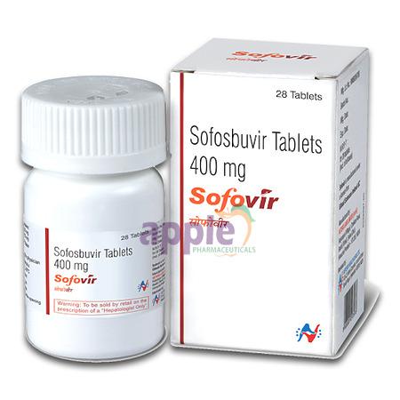 Sofovir 400mg Image 1