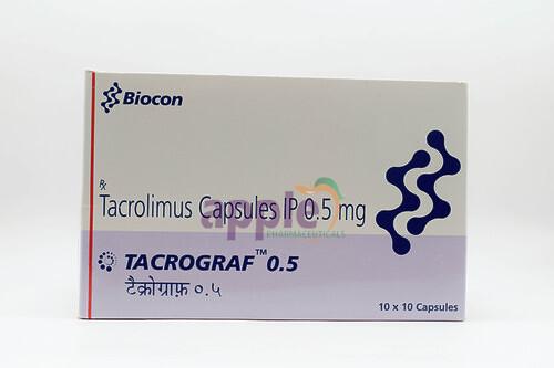 Tacrograf 0.5mg Image 1