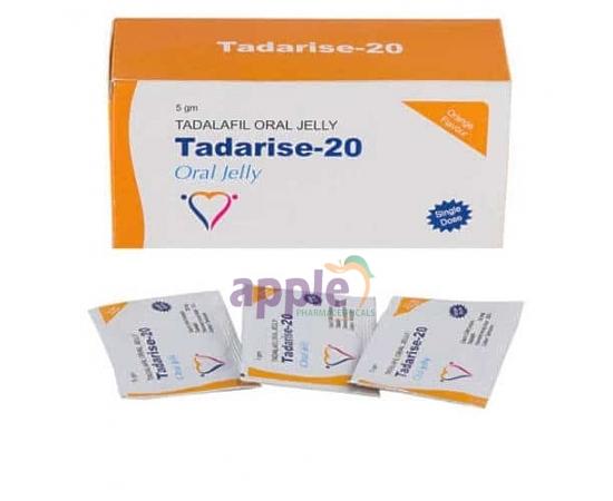 Tadarise Oral Jelly 20mg Image 1