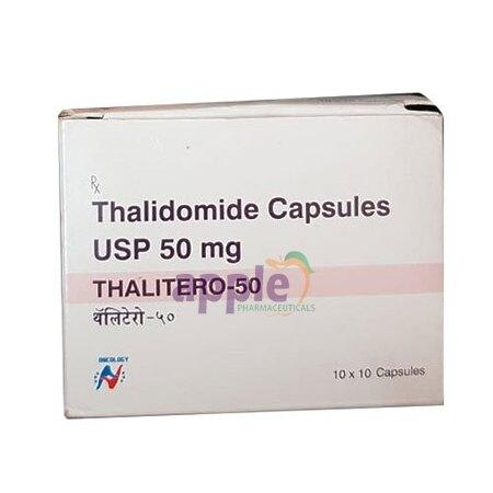 Thalitero 50mg Image 1