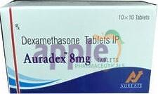 AURADEX 8MG TABLET Image 1
