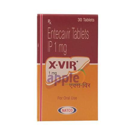 X-vir 1mg Image 1