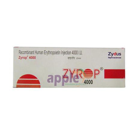 Zyrop 4000IU Image 1